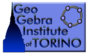 logo GeoGebra Institute Torino